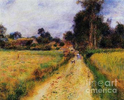 Renoir - The Farm