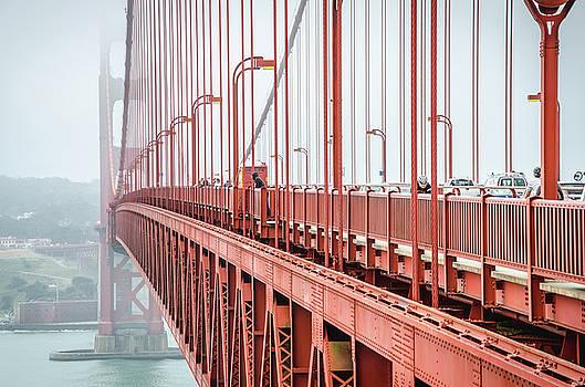 Margaret Pitcher - The Golden Gate