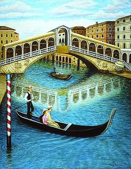 The Grand Canal by Tracy Dennison