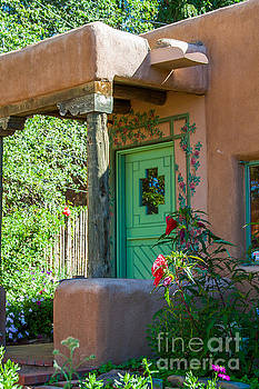The Green Door by Jim McCain