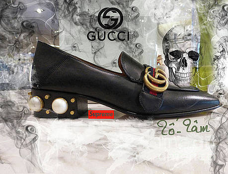 The Gucci Supreme Shoe 3 by To-Tam Gerwe