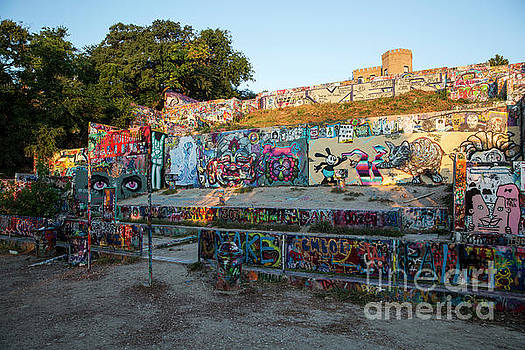 Herronstock Prints - The Hope Outdoor Gallery is a street art wonderland where artists from all over the world come and paint on the slabs of cement