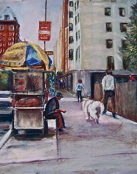The Hot Man Waiting by Joan Wulff