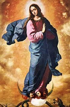 Zurbaran Francisco de - The Immaculate Conception