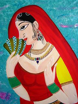The Indian Princess by Fatima Pardhan