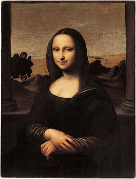 Leonardo Da Vinci - The Isleworth Mona Lisa