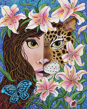 The Lady Or The Leopard by Michelle Stone