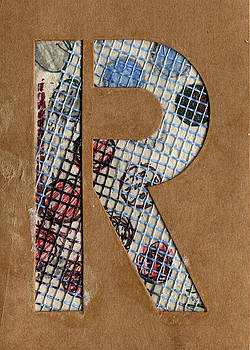 The Letter R by Robert Cattan