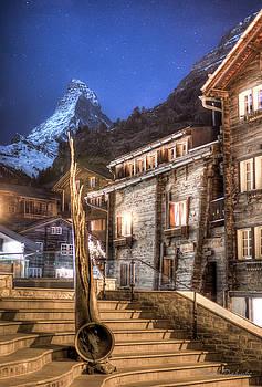 The Matterhorn by Mark Dahmke