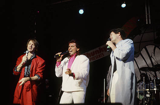 The Monkees by Rich Fuscia