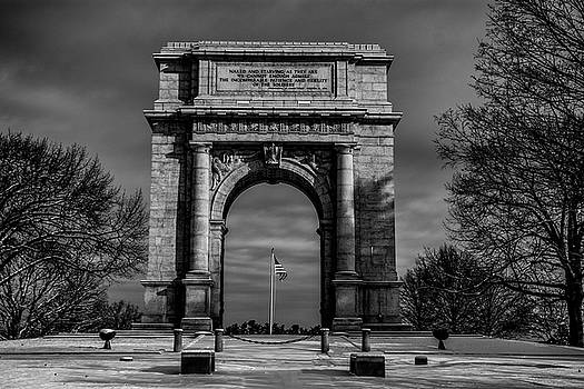 The National Memorial Arch by Jeff Oates Photography