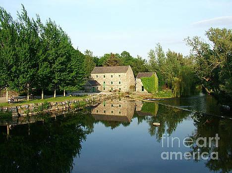 The Old Mill by Joe Cashin