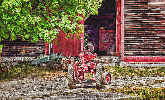 The Old Ride by Tricia Marchlik