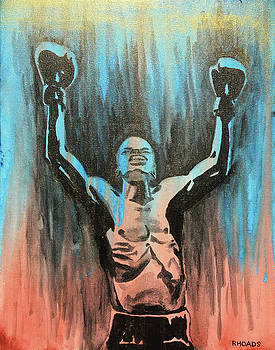 The Overcomer by Nathan Rhoads