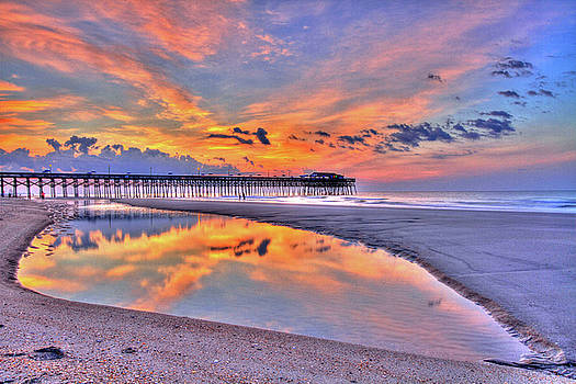 The Pier by Scott Mahon