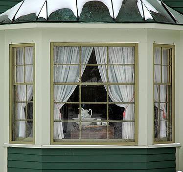 The Pitcher Window by Rein Nomm