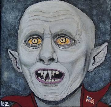 The Politician. by Ken Zabel