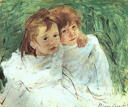 Cassatt - The Sisters