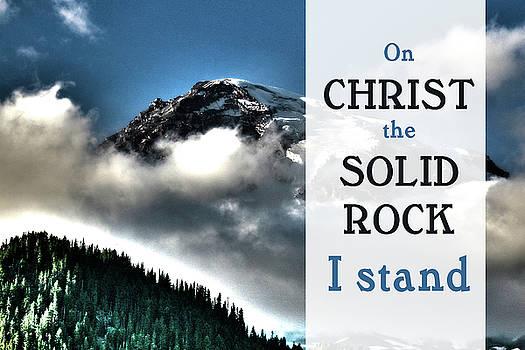 The Solid Rock by Corey Haynes