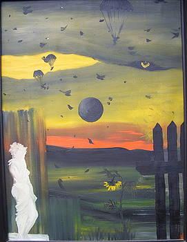 The Survivor by Zsuzsa Sedah Mathe