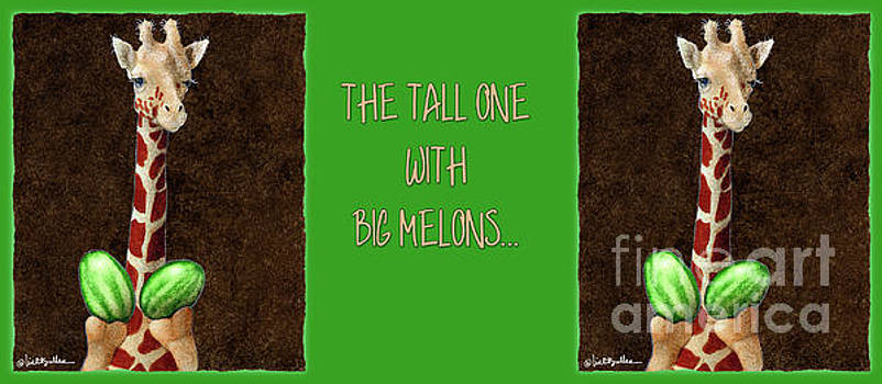 Will Bullas - the tall one with big melons...