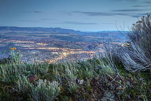The Valley by Brad Stinson