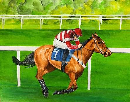 The Winner is by Ellen Canfield