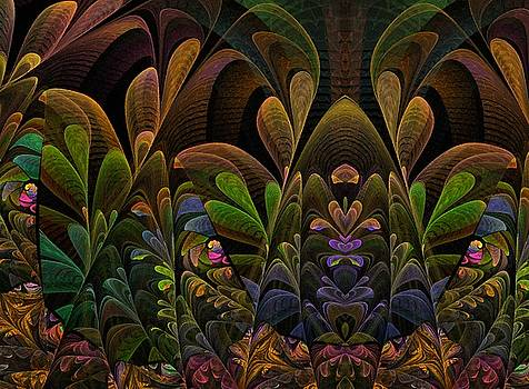This Peculiar Life - Fractal Art by NirvanaBlues