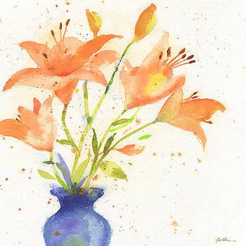 Tiger Lillies by Sheila Golden