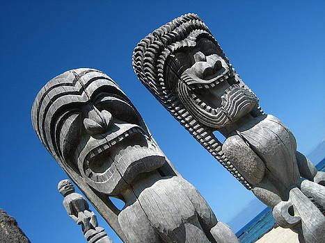 Tiki Gods by Brian Governale