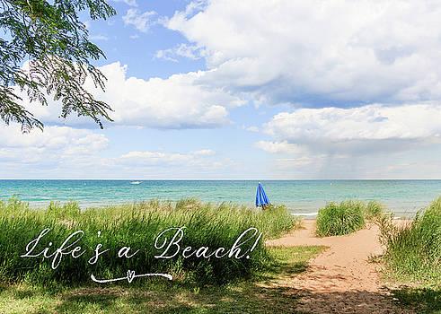 To The Beach by Joni Eskridge