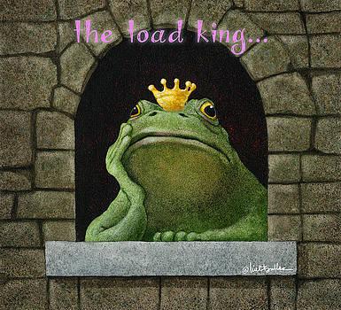 Will Bullas - toad king...