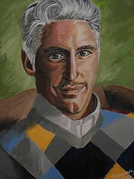 Tom Pricone by Thomasina Marks