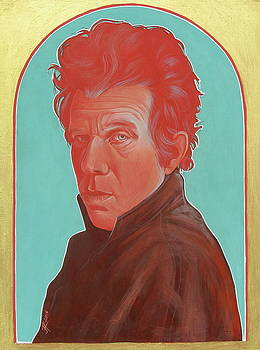 Tom Waits by Jovana Kolic