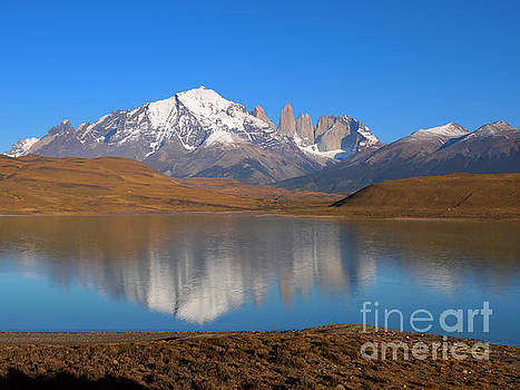 Torres del Paine National Park in Patagonia Chile by Louise Heusinkveld