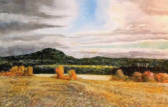 Townsend Field III by Harding Bush