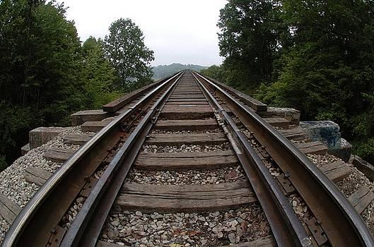 Tracks  by Jon Benson