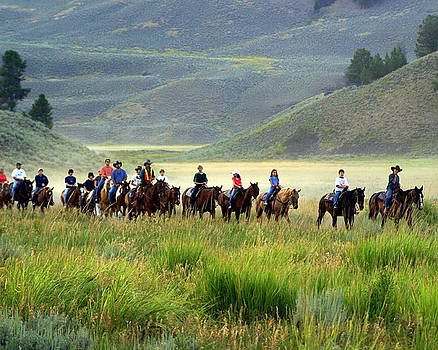 Marty Koch - Trail Ride