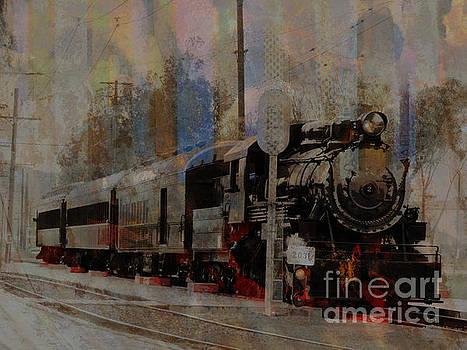 Train Station by Robert Ball