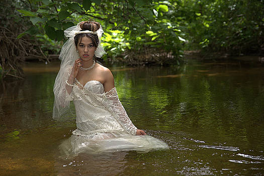 John King - Trash the Dress