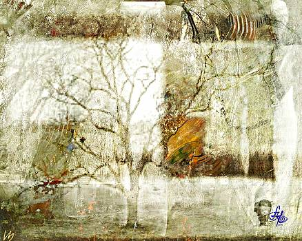 Tree Deconstructed 2 by Lynda Payton