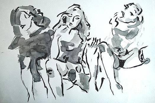 Trilogie by Raquel Sarangello