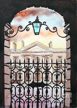 Val Byrne - Trinity College, Dublin