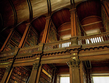 Mike Shaw - Trinity College Library