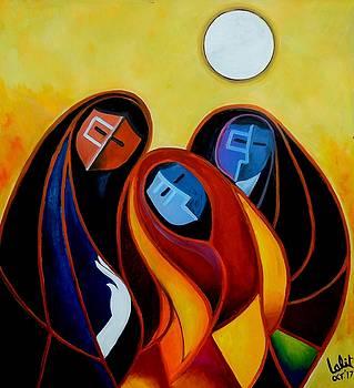 Trinity by Lalit Jain