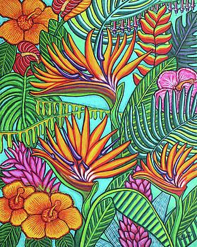 Tropical Gems by Lisa Lorenz
