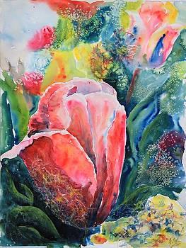 Tulip Splendor by Corynne Hilbert