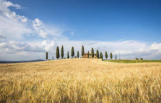 Tuscan Villa by Stefano Termanini
