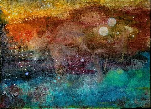 Twilight in the Cosmos by Janet Hinshaw