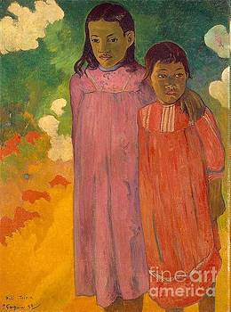 Gauguin - Two Sisters